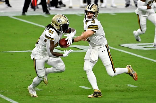 Saints normally dynamic offence looking sluggish in 2020