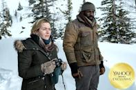 """<p><a rel=""""nofollow"""" href=""""https://www.yahoo.com/movies/tagged/kate-winslet"""" data-ylk=""""slk:Kate Winslet"""" class=""""link rapid-noclick-resp"""">Kate Winslet</a> and <a rel=""""nofollow"""" href=""""https://www.yahoo.com/movies/tagged/idris-elba"""" data-ylk=""""slk:Idris Elba"""" class=""""link rapid-noclick-resp"""">Idris Elba</a> are strangers who share a private plane together after their flight is canceled — only to crash and find themselves in a desperate bid to survive the frigid, high-altitude elements together. 