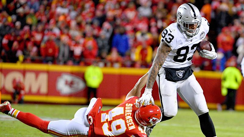 Raiders vs. Chiefs live stream: How to watch NFL Week 5 game online, on TV