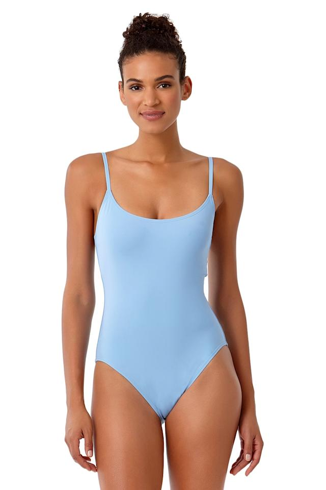 """<p>You can't go wrong owning this <a href=""""https://www.popsugar.com/buy/Anne%20Cole%20Studio%20Maillot%20One-Piece-406468?p_name=Anne%20Cole%20Studio%20Maillot%20One-Piece&retailer=walmart.com&price=88&evar1=fab%3Auk&evar9=45690035&evar98=https%3A%2F%2Fwww.popsugar.com%2Ffashion%2Fphoto-gallery%2F45690035%2Fimage%2F45690381%2FAnne-Cole-Studio-Maillot-One-Piece&list1=shopping%2Cwalmart%2Cswimwear%2Cswimsuits%2Caffordable%20shopping&prop13=api&pdata=1"""" rel=""""nofollow"""" data-shoppable-link=""""1"""" target=""""_blank"""">Anne Cole Studio Maillot One-Piece</a> ($88).</p>"""