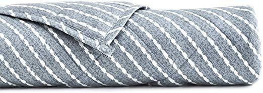 """<h3>YnM Weighted Blanket</h3><br>A #1 Best Seller on Amazon, YnM's weighted blanket is crafted from a 100%-cotton cover that's filled with hypoallergenic and non-toxic glass beads. The available weights range from the lightest at five lbs. all the way up to the heaviest at 25 lbs. <br><br><strong>The hype:</strong> 4.6 out of 5 stars and 28,789 reviews on <a href=""""https://www.amazon.com/YnM-Weighted-Blanket-Cotton-Material/dp/B07HP9XKTP/ref=sr_1_6"""" rel=""""nofollow noopener"""" target=""""_blank"""" data-ylk=""""slk:Amazon"""" class=""""link rapid-noclick-resp"""">Amazon</a><br><br><strong>What they're saying: </strong>""""Best blanket I've ever owned! I'd read the great reviews for this and was hopeful it would help increase sleep time and comfort, and wow! Before I received this weighted blanket, according to my Fitbit, I was averaging about 4.5 hours of sleep per night due to pain. My first night with this blanket and I slept over 7 hours!! Same for my second night. This is so comfortable and comforting. I'm recommending this to everyone I know!"""" <em>– Jamie, Amazon reviewer</em><br><br><strong>YnM</strong> Weighted Blanket, 20 lbs, 48''x72'', $, available at <a href=""""https://amzn.to/31Wn4o4"""" rel=""""nofollow noopener"""" target=""""_blank"""" data-ylk=""""slk:Amazon"""" class=""""link rapid-noclick-resp"""">Amazon</a>"""
