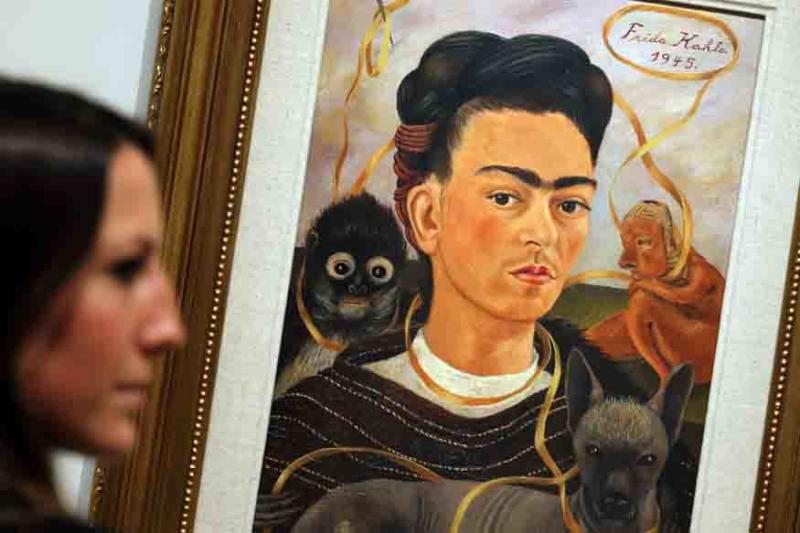 This Art Exhibition is a Repository of Human Expressions