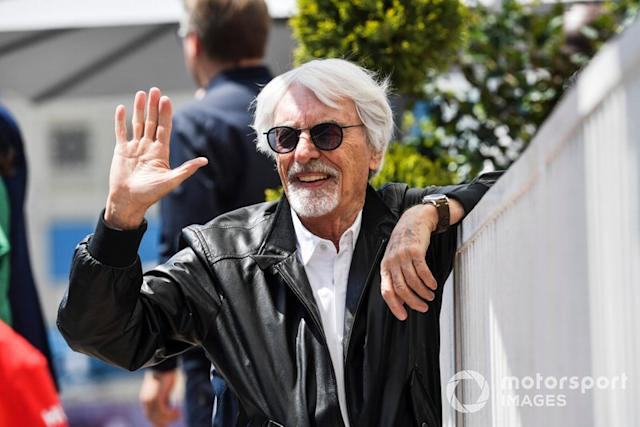 "Bernie Ecclestone <span class=""copyright"">Jerry Andre / Motorsport Images</span>"