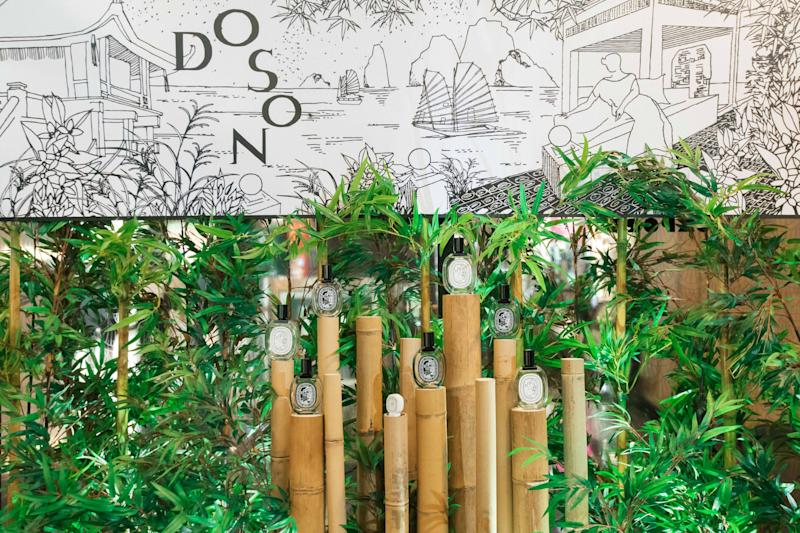 diptyque pop-up store at Paragon Mall