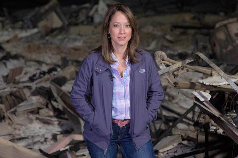 CBS Correspondent Shares Story of Miscarrying While Reporting on 2017 Wildfires: 'I Blamed Myself'