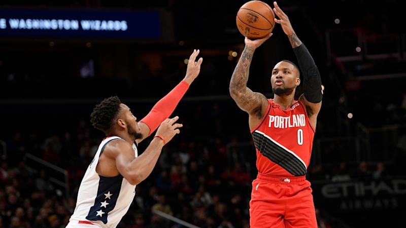 Carmelo Anthony hits game-winner as Trail Blazers beat Raptors