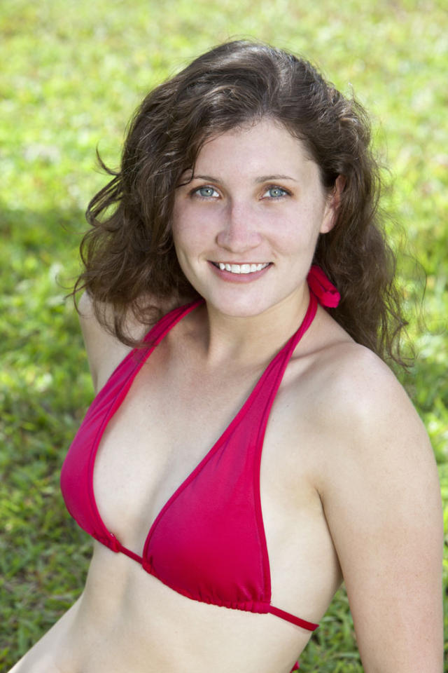 Fan Julia Landauer, a Racecar Driver currently living in Stanford, Calif., is set to compete in SURVIVOR: CARAMOAN ? FANS vs. FAVORITES when the twenty-sixth installment of the Emmy Award-winning reality series premieres with a special two-hour edition, Wednesday, February 13 (8:00 ? 10:00 PM ET/PT) on the CBS Television Network.