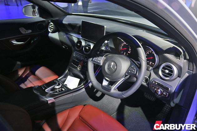 The new C's revised interior