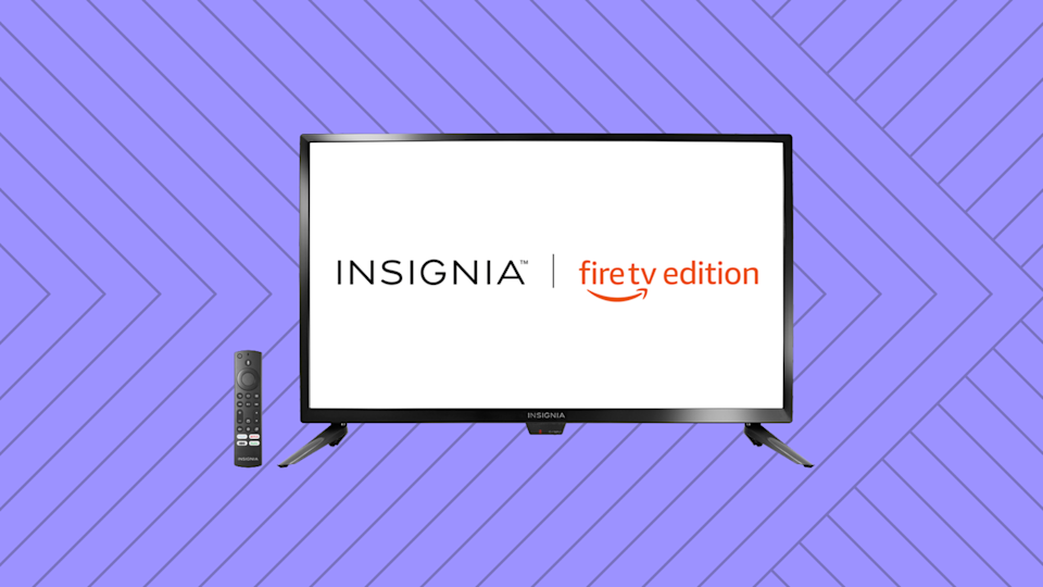 Get set for sound and vision — save $40. (Photo: Insignia)