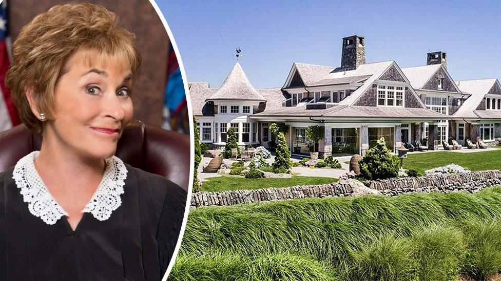 <p>Judge Judy has splashed out $12.15 million on her new Rhode Island pad. Photo: Australscope </p>