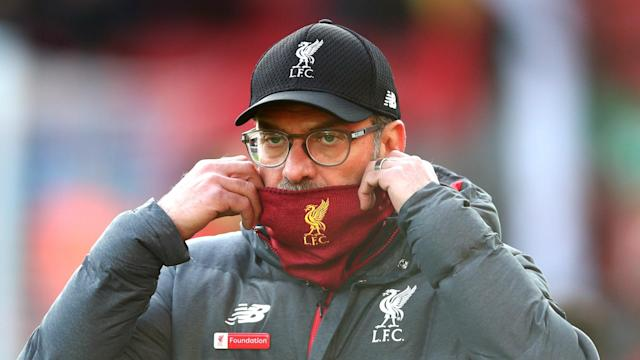 Jurgen Klopp's Liverpool have avoided having to play two games in 48 hours this week, but some of their rivals have not been so fortunate.