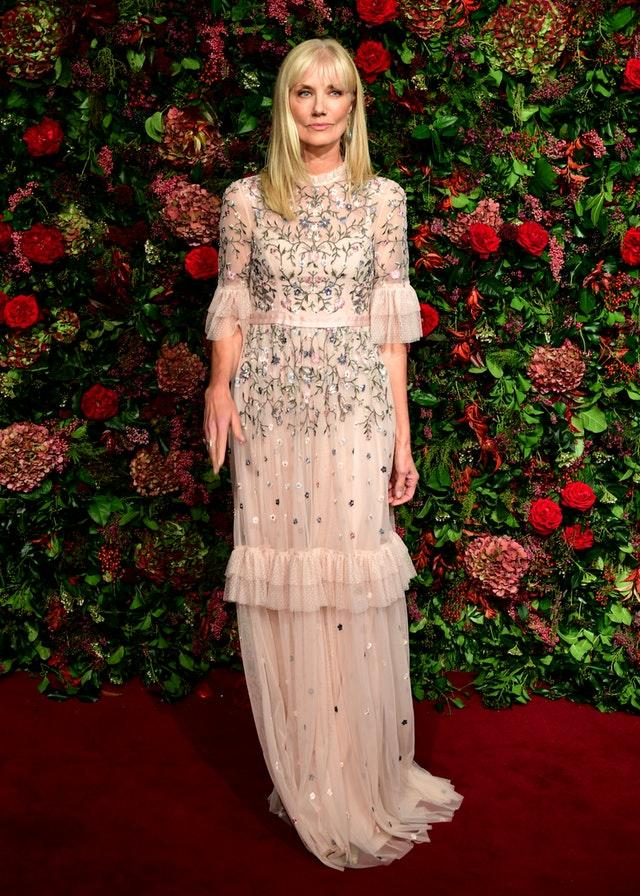 Joely Richardson at the Evening Standard Theatre Awards 2018 – London