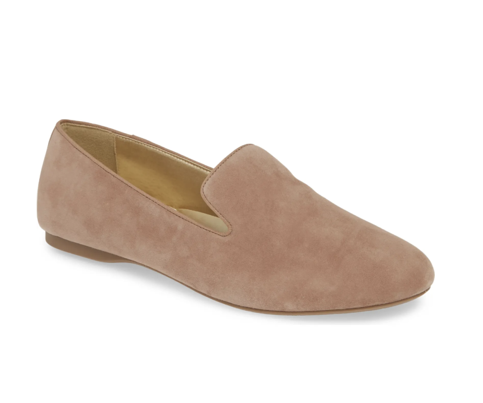 The Starling Loafer in Suede - $120