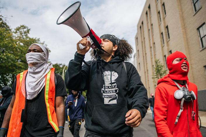Image: Protests in Louisville (Brandon Bell / Getty Images)