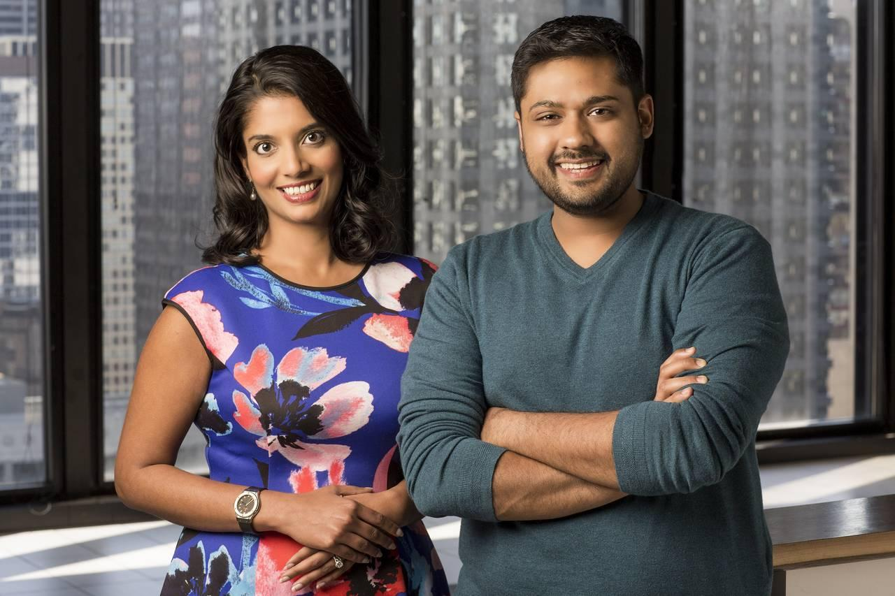 <p>Indian-American Rishi Shah and his business partner Shradha Agarwal, both 32, joined the billionaire club last year. Shah's net-worth is $3.9bn while Shradha's is $1.1bn (as of Feb'18). They founded Chicago-based Outcome Health in 2006 out of Northwestern University which is a $5bn company today. It is building the world's largest platform for actionable health intelligence and has a presence in almost 20% of doctors' offices in US. </p>