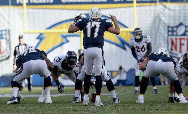 Due to SD's sketchy D, Rivers is set to rage. (Getty)