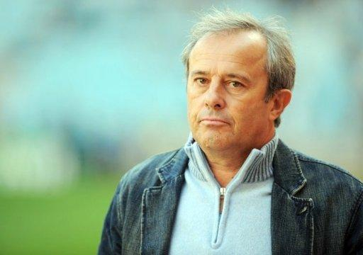 Pierre Lechantre, pictured in 2009, stepped down as Senegal coach just two weeks after being appointed