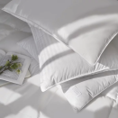 """<p><strong>The White Company</strong></p><p><strong>$109.00</strong></p><p><a href=""""https://go.redirectingat.com?id=74968X1596630&url=https%3A%2F%2Fwww.thewhitecompany.com%2Fus%2FLuxury-Hungarian-Goose-Down-Pillows%2Fp%2Fhungarian-goose-down-pillow%3Fswatch%3DNo%2BColour&sref=https%3A%2F%2Fwww.harpersbazaar.com%2Ffashion%2Ftrends%2Fg37039475%2Fgifts-for-new-moms%2F"""" rel=""""nofollow noopener"""" target=""""_blank"""" data-ylk=""""slk:Shop Now"""" class=""""link rapid-noclick-resp"""">Shop Now</a></p><p>Every single moment of sleep counts—make it as comfy as possible with a perfect new pillow.</p>"""