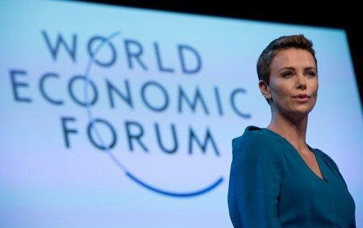 Cautious optimism as global elite gather in Davos