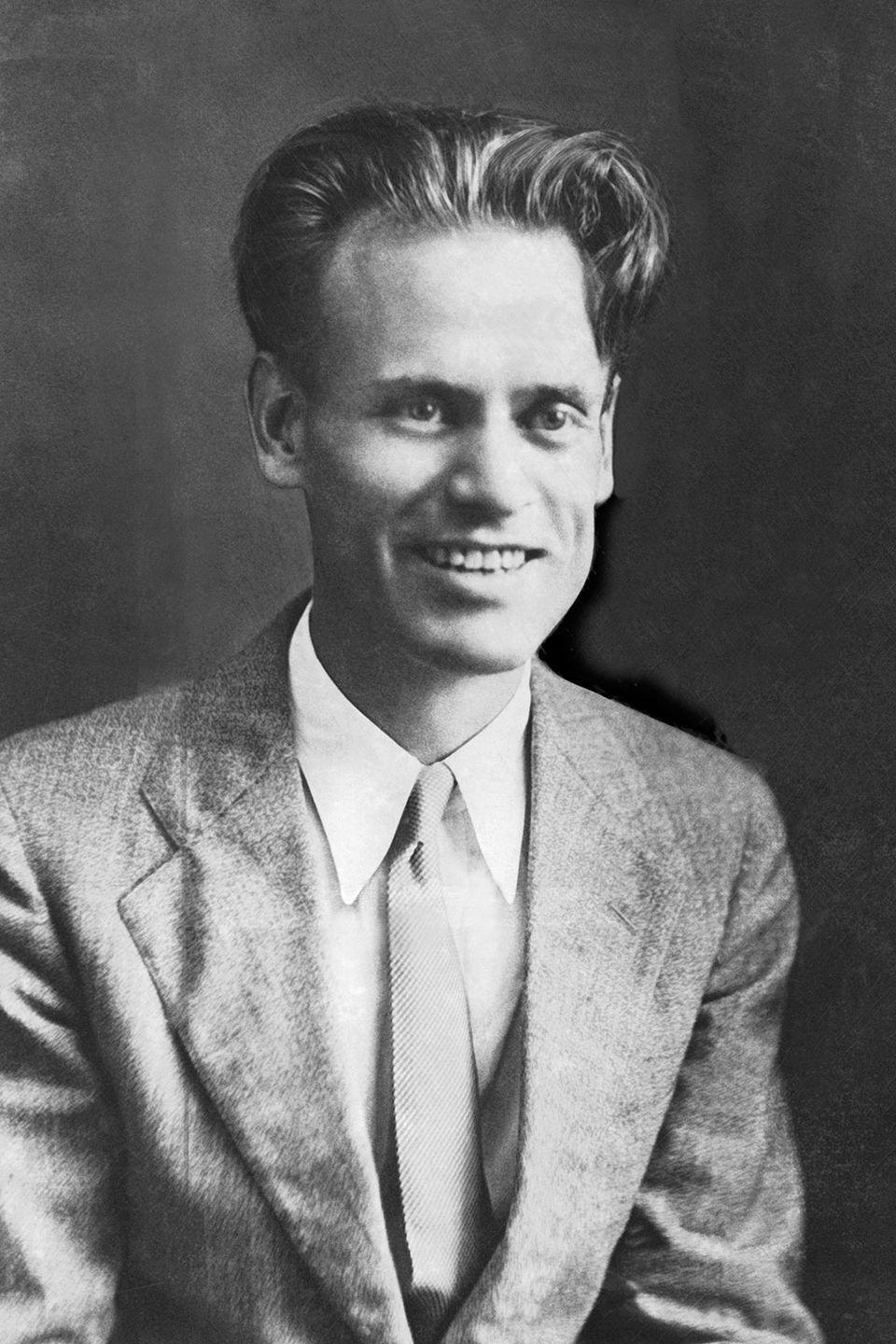 <p>One of the men credited with inventing television was only 14 when he came up with the idea. He had an epiphany while plowing his family's farm in Idaho and sought advice from one of his teachers on how best to make his blackboard sketches a reality. Farnsworth transmitted his first image in 1927 when he was 21 years old.</p>