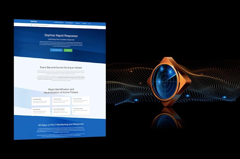 Sophos Rapid Response is a Remote Cybersecurity Service that Works Like Bodyguards on Hire