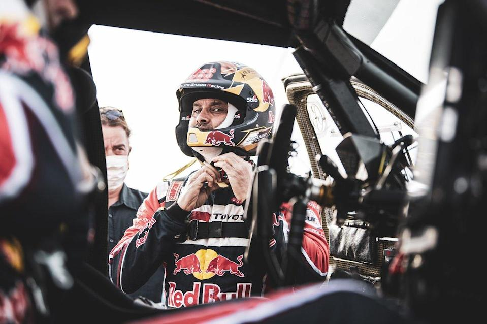 "#422 South Racing Can-Am: Nasser Khalifa Al Attiyah<span class=""copyright"">A.S.O. </span>"