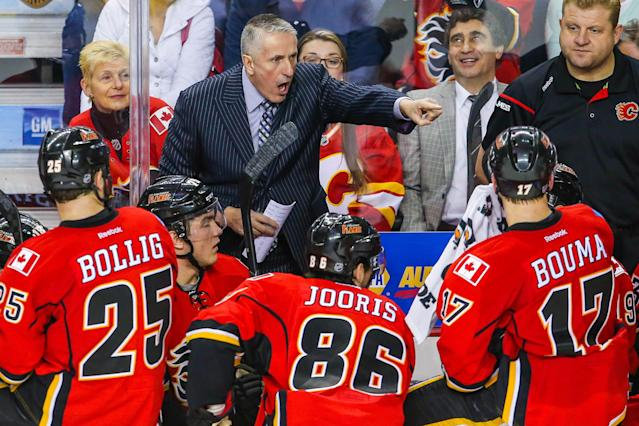 Calgary Flames defying injuries, stats and logic