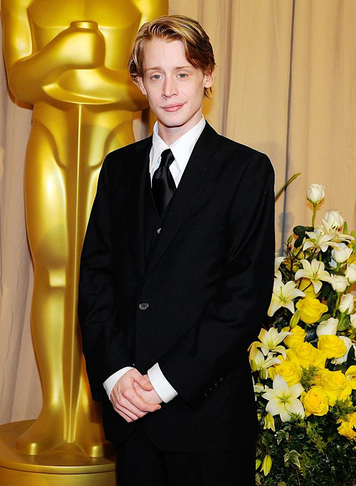 "Macaulay Culkin was just 9 years old when he starred in ""Home Alone,"" the highest-grossing live action comedy of all-time. The actor, who turned 30 on August 26, later made headlines for befriending Michael Jackson and getting married at age 17. Kevork Djansezian/<a href=""http://www.gettyimages.com/"" target=""new"">GettyImages.com</a> - March 7, 2010"
