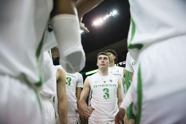 Not so fast...Oregon men's basketball doesn't have it completely figured out just yet.