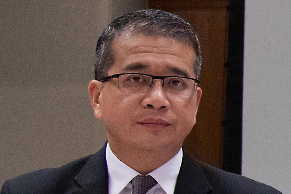 Senior Minister of State for Law and Health Edwin Tong. (PHOTO: Dhany Osman / Yahoo News Singapore)