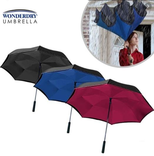 ombrello inverso WonderDry Umbrella