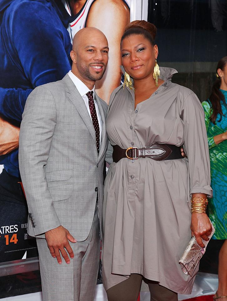 "<a href=""http://movies.yahoo.com/movie/contributor/1801929114"">Common</a> and <a href=""http://movies.yahoo.com/movie/contributor/1800019133"">Queen Latifah</a> at the New York City premiere of <a href=""http://movies.yahoo.com/movie/1810088527/info"">Just Wright</a> - 05/04/2010"