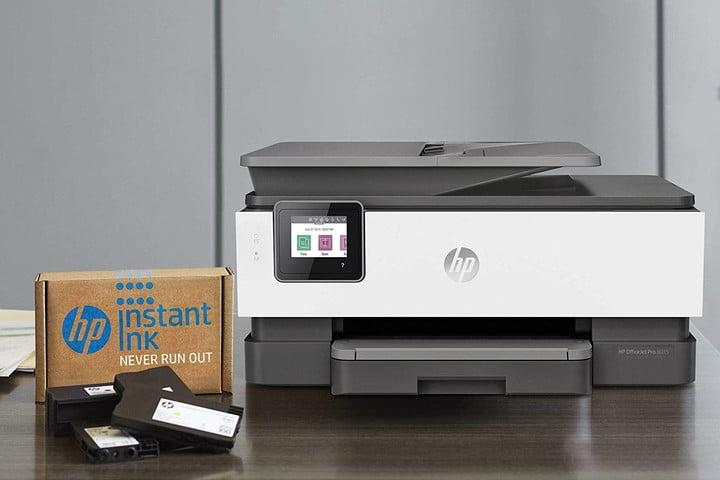 Amazon cuts $54 off HP OfficeJet Pro wireless printer with 8 months