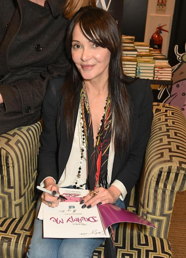 """Ladies of London"" star Annabelle Neilson has died at age 49. (Photo: Getty Images)"