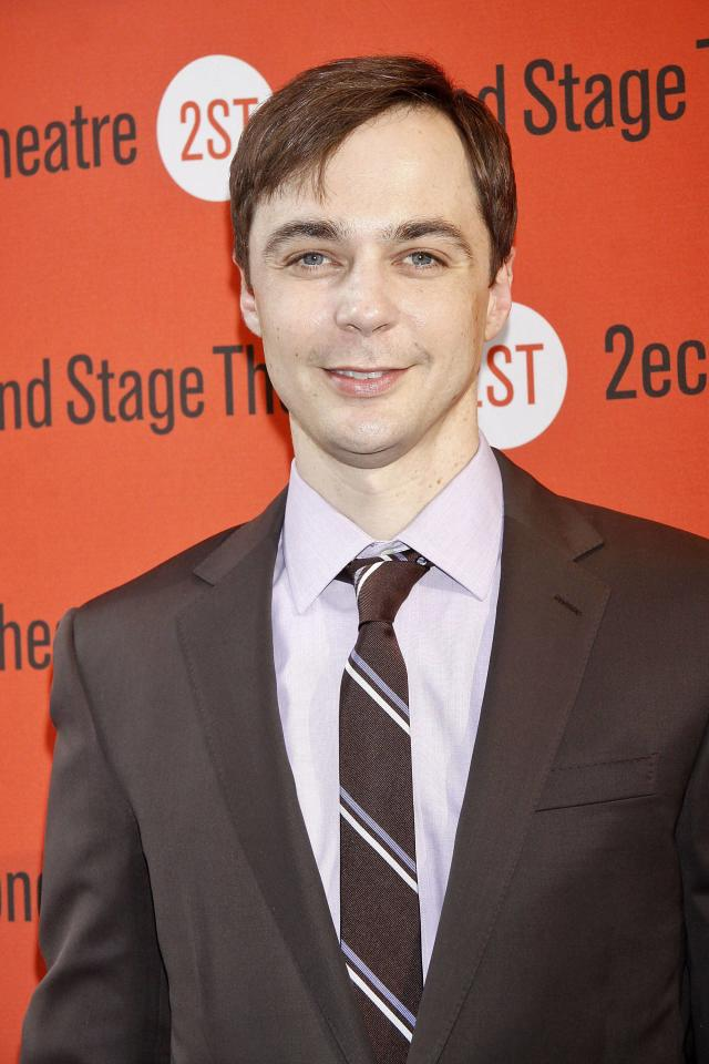 Jim Parsons New York premiere of 'Dogfight' at the Second Stage Theatre - Arrivals. New York City, USA -16.07.12 Mandatory Credit: Joseph Marzullo/WENN.com