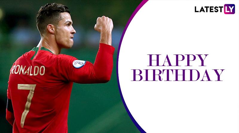 Cristiano Ronaldo Birthday Special: Interesting Facts About the Five-Time Ballon d'Or Winner