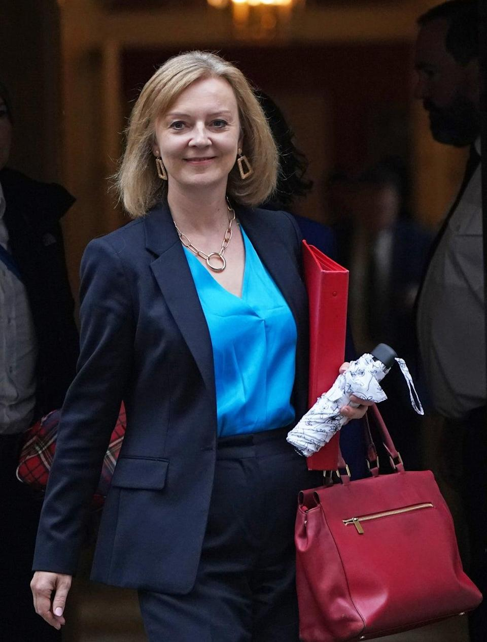 Liz Truss is the new Foreign Secretary (PA) (PA Wire)