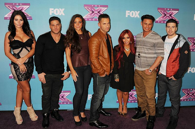 """Watch this trailer for the """"Jersey Shore"""" reunion show if you want to relive 2009 all over again"""