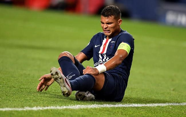 'Age is just a number': Thiago Silva takes plunge in England
