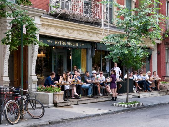 The Best Cities Around The World For Outdoor Dining