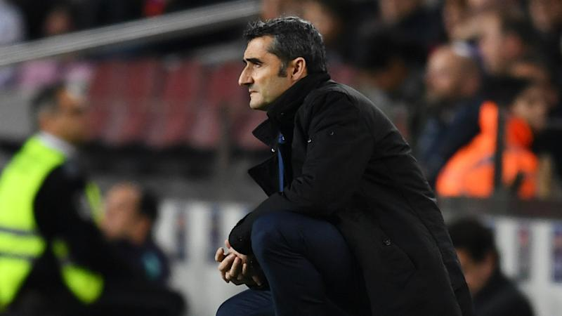 I'd close the window before it opens! - Valverde not expecting Barcelona signings