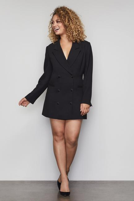 <p>You'll feel like a boss in this chic <span>Exec Blazer Dress</span> ($235).</p>