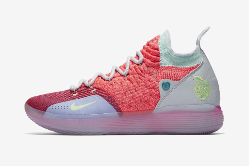 best sneakers 76411 ae187 Nike Readies a Limited Edition of Kevin Durant s New Shoe for Annual  Peach  Jam  Tournament