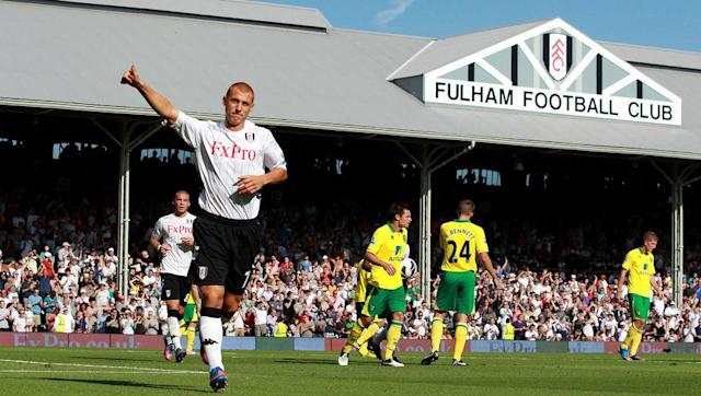<p>After finishing ninth the previous season, Fulham fans had high hopes for the club to continue improving during the 2012/13 season, and they couldn't have hoped for a better start. </p> <br><p>The faced Norwich at Craven Cottage on the opening day and ran out 5-0 winners thanks to goals from Damien Duff, Alexander Kacaniklic, Steve Sidwell and a double for Mladen Petric.</p> <br><p>Their time as league leaders lasted just one week, and spent the majority of the season hovering around mid table.</p>