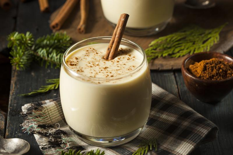 What Is Eggnog And Is It Safe To Drink