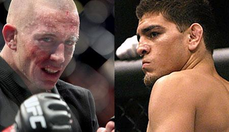 Georges St-Pierre vs. Nick Diaz Expected to Headline UFC 158 in March