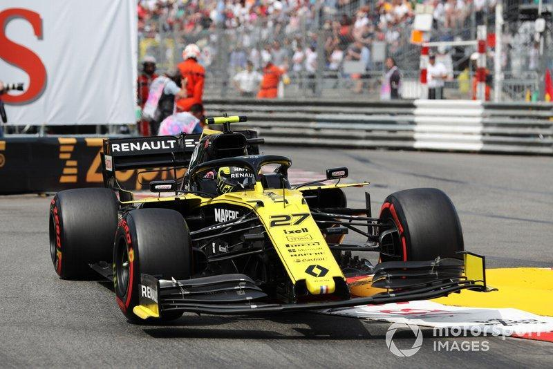 """Nico Hulkenberg, Renault R.S. 19<span class=""""copyright"""">Jerry Andre / Sutton Images</span>"""