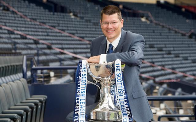 "Like the cherry blossom of Japan, which also appears at this time of year, the announcement of the Scottish Premiership post-split fixture list is attended by an unfailing ritual. In the SPFL's case, the custom is for pundits to revile the schedule and, bang on cue, the former Hibs winger, Ivan Sproule, obliged by accusing the governing body of 'disrespect' to his old club. According to Sproule, this lack of regard was demonstrated by the pairing of Hibernian and Celtic on April 21, when a victory for Brendan Rodgers' players would guarantee a seventh successive Scottish title for the Hoops. Sproule added that the SPFL think that 'Celtic could easily roll up to Easter Road and win the league', so that the title clincher would not occur at the Old Firm derby the following week. A pause for reflection might have suggested that a more likely way for Celtic to acquire their next honour before the visit of Rangers on April 29 would be to start their post-split schedule with a home game against Aberdeen, whom the champions have beaten 10 times in succession. Alternatively, to guarantee that one or both of Celtic's nominal title rivals would drop points, the opening fixture for Rangers would have been against Aberdeen at Pittodrie. Matters, though, are rarely so simple, because the schedule has to accommodate several competing interests. Meanwhile, on the other side of Edinburgh, Hearts were grumpy about their trip to Ibrox on April 22, which means that their season will feature three games away to Rangers and only one at home. A club statement denounced the arrangement but took the trouble to explain the reasoning behind it and finished with the imperishable declaration that 'while unacceptable, it is felt to be the least unacceptable.' What clubs never mention during the annual condemnation is that they all voted for the system when it was put in place for the 2000/01 season when the SPL, as it was then, adopted a 12-team structure. The prior Scottish Premier Division had also contained a dozen teams for part of its existence, but the home-and-away format meant a total of 44 fixture cards, which proved to be too long to accommodate the cup competitions and European fixtures. The solution, borrowed from a Swiss model, was to split the league into top and bottom sixes for the climax of the season. The inevitable consequence was that inequities occurred in the home-and-away arrangements, plus the frequent anomaly that clubs in the lower six could finish the season with more points than clubs in the top half of the division. The imbalance, however, is designed to affect only those clubs who are not still in contention for the title or European places, or those trying to avoid relegation or the play-off place. ""That is the reason why Motherwell have got an extra home game and Hearts have lost one,"" said Neil Doncaster, the SPFL chief executive. Of Hearts' 'least unacceptable' description, Doncaster said: ""That is a good way of putting it because the split creates imbalances as a mathematical certainty. You can't create the perfect set of fixtures post-split. ""It is about trying to reconcile all the competing interests - and clearly some of them are public security interests - while others are the clubs' requirements and some are the broadcast requirements. Given the different picks that each broadcaster has, coming up with a fixture list which is as balanced as it can possibly be is the name of the game. ""You work with the broadcasters, with the clubs, with the police to try to get everything into position. Even as late as Wednesday afternoon, things were changing to meet everyone's different demands. ""An awful lot of work goes on in a short period. Clearly people want the fixtures as quickly as possible and that is what we want too but these things take time because there are so many moving parts and so many people to deal with."" And, it turns out, there are some who envy the Scottish model. ""We had a seminar with the European leagues in Edinburgh last week and the chief executive from Denmark was talking about his league, which has recently gone to 14 teams from 12 teams. ""They played three rounds of fixtures but have now moved to a 6-8 split which creates 36 or 40 fixtures, depending upon which part of the split you are in. His regret is that they didn't go to a 12-team league and split into 6. I'll leave you with that. ""The split creates tight finishes top and bottom and sometimes that means helicopter finishes on the last day of the season. Ultimately the hallmarks of our game are passion, drama and excitement and the split creates that."""