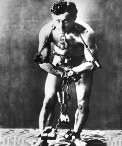 Harry Houdini Everett Collection