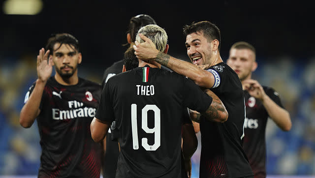 Serie A: Franck Kessie's second-half penalty helps AC Milan salvage point against Napoli; Genoa beat SPAL